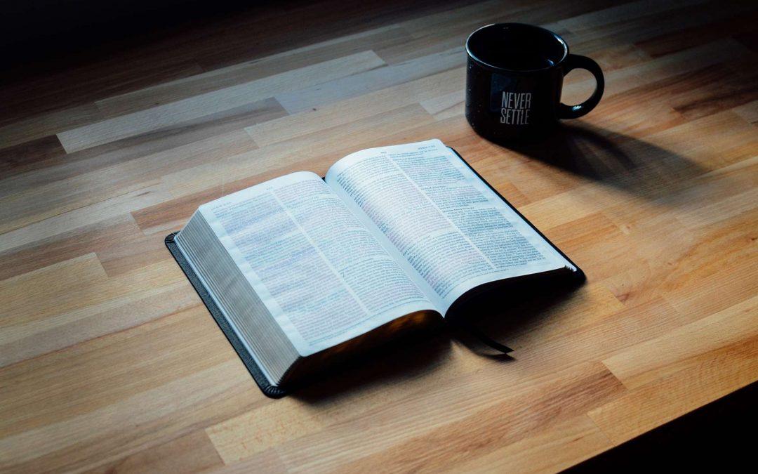 Table Eucharist & Bible Teaching